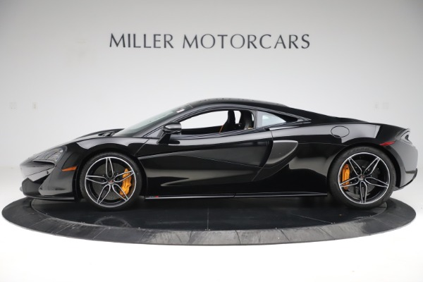 Used 2017 McLaren 570S Coupe for sale $161,900 at Pagani of Greenwich in Greenwich CT 06830 2