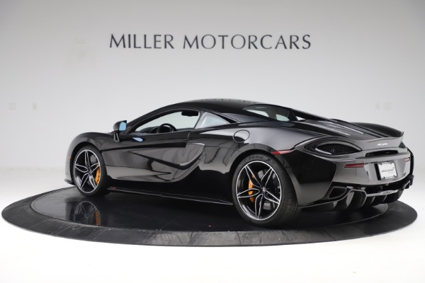 Used 2017 McLaren 570S Coupe for sale $161,900 at Pagani of Greenwich in Greenwich CT 06830 3