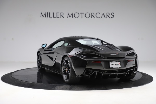 Used 2017 McLaren 570S Coupe for sale $161,900 at Pagani of Greenwich in Greenwich CT 06830 4