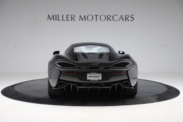 Used 2017 McLaren 570S Coupe for sale $161,900 at Pagani of Greenwich in Greenwich CT 06830 5
