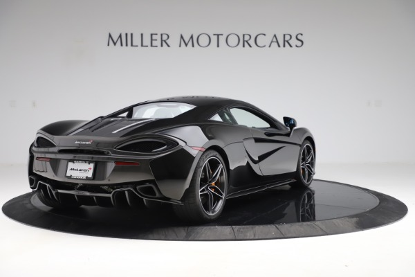 Used 2017 McLaren 570S Coupe for sale $161,900 at Pagani of Greenwich in Greenwich CT 06830 6