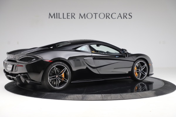 Used 2017 McLaren 570S Coupe for sale $161,900 at Pagani of Greenwich in Greenwich CT 06830 7