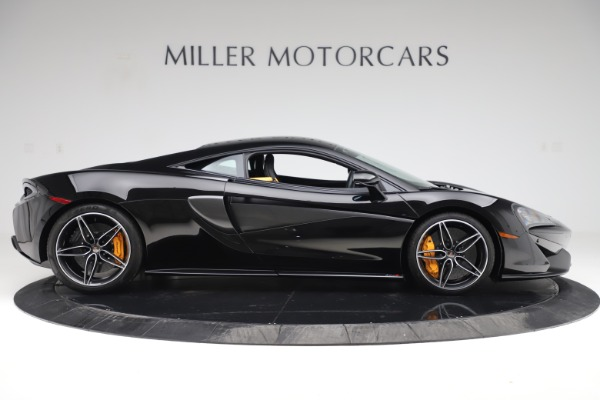 Used 2017 McLaren 570S Coupe for sale $161,900 at Pagani of Greenwich in Greenwich CT 06830 8