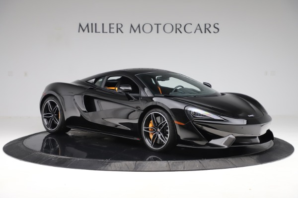 Used 2017 McLaren 570S Coupe for sale $161,900 at Pagani of Greenwich in Greenwich CT 06830 9
