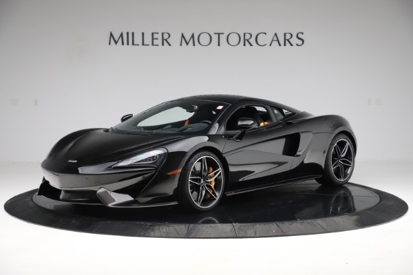Used 2017 McLaren 570S Coupe for sale $161,900 at Pagani of Greenwich in Greenwich CT 06830 1