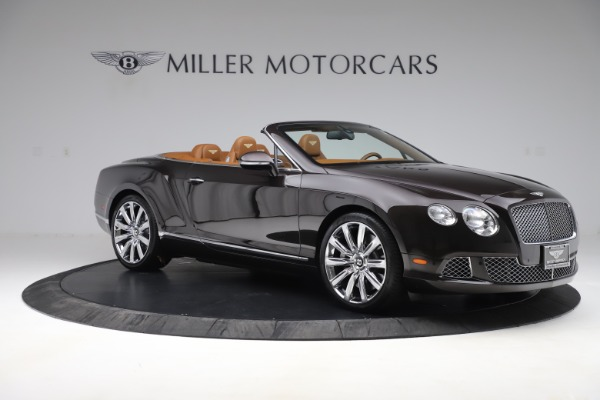 Used 2013 Bentley Continental GT W12 for sale Sold at Pagani of Greenwich in Greenwich CT 06830 10