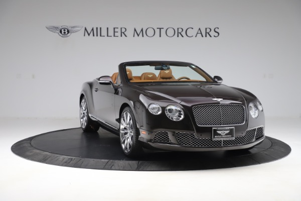 Used 2013 Bentley Continental GT W12 for sale Sold at Pagani of Greenwich in Greenwich CT 06830 11