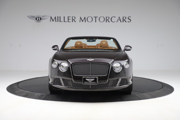 Used 2013 Bentley Continental GT W12 for sale Sold at Pagani of Greenwich in Greenwich CT 06830 12