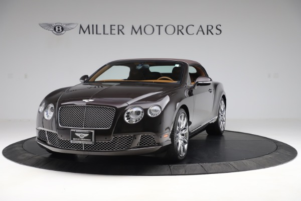 Used 2013 Bentley Continental GT W12 for sale Sold at Pagani of Greenwich in Greenwich CT 06830 13