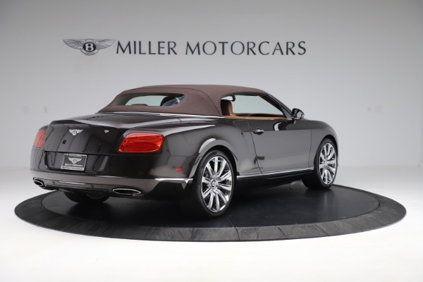 Used 2013 Bentley Continental GT W12 for sale Sold at Pagani of Greenwich in Greenwich CT 06830 16