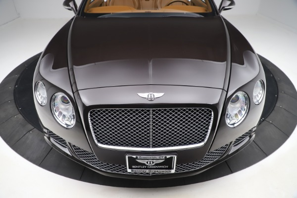 Used 2013 Bentley Continental GT W12 for sale Sold at Pagani of Greenwich in Greenwich CT 06830 19