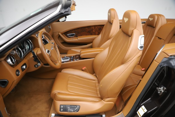 Used 2013 Bentley Continental GT W12 for sale Sold at Pagani of Greenwich in Greenwich CT 06830 24
