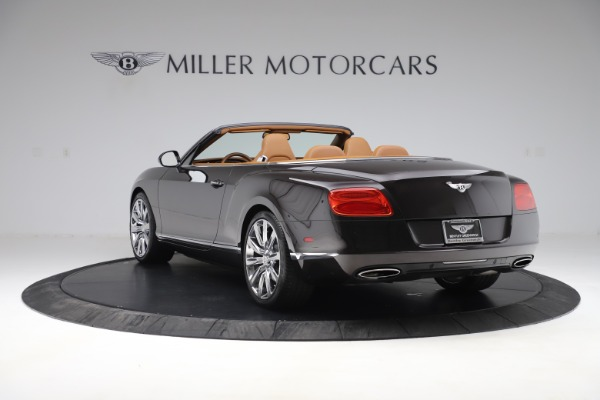 Used 2013 Bentley Continental GT W12 for sale Sold at Pagani of Greenwich in Greenwich CT 06830 5
