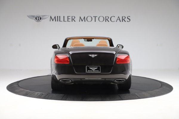 Used 2013 Bentley Continental GT W12 for sale Sold at Pagani of Greenwich in Greenwich CT 06830 6