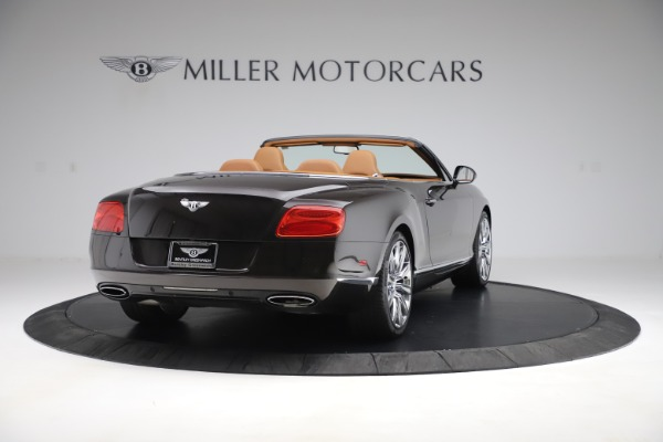 Used 2013 Bentley Continental GT W12 for sale Sold at Pagani of Greenwich in Greenwich CT 06830 7