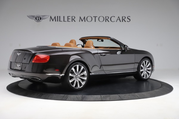 Used 2013 Bentley Continental GT W12 for sale Sold at Pagani of Greenwich in Greenwich CT 06830 8