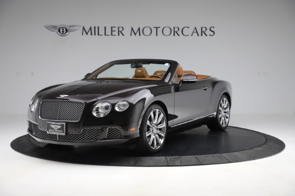 Used 2013 Bentley Continental GT W12 for sale Sold at Pagani of Greenwich in Greenwich CT 06830 1