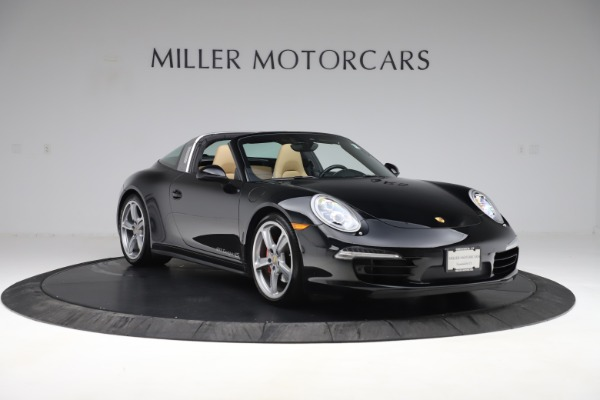 Used 2016 Porsche 911 Targa 4S for sale Sold at Pagani of Greenwich in Greenwich CT 06830 12