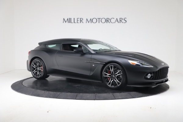 New 2019 Aston Martin Vanquish Zagato Shooting Brake for sale Sold at Pagani of Greenwich in Greenwich CT 06830 10