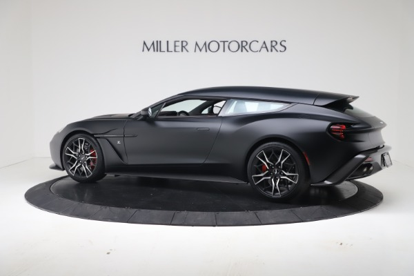New 2019 Aston Martin Vanquish Zagato Shooting Brake for sale Sold at Pagani of Greenwich in Greenwich CT 06830 4