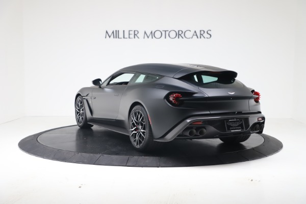 New 2019 Aston Martin Vanquish Zagato Shooting Brake for sale Sold at Pagani of Greenwich in Greenwich CT 06830 5