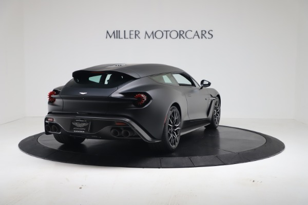New 2019 Aston Martin Vanquish Zagato Shooting Brake for sale Sold at Pagani of Greenwich in Greenwich CT 06830 7