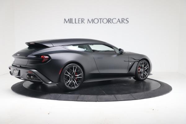 New 2019 Aston Martin Vanquish Zagato Shooting Brake for sale Sold at Pagani of Greenwich in Greenwich CT 06830 8