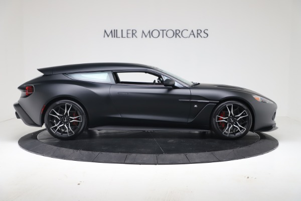 New 2019 Aston Martin Vanquish Zagato Shooting Brake for sale Sold at Pagani of Greenwich in Greenwich CT 06830 9