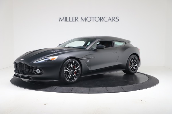New 2019 Aston Martin Vanquish Zagato Shooting Brake for sale Sold at Pagani of Greenwich in Greenwich CT 06830 1
