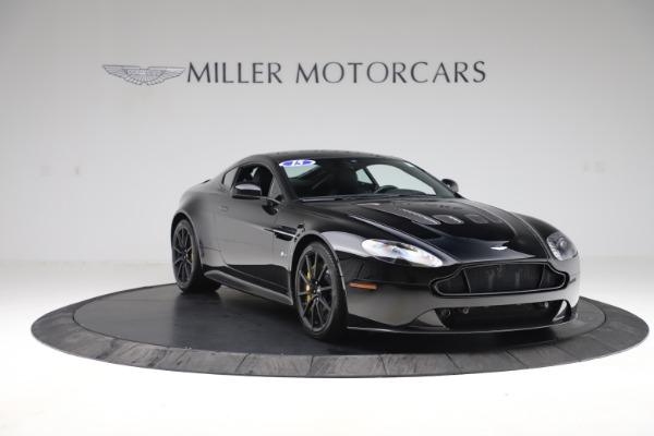 Used 2015 Aston Martin V12 Vantage S Coupe for sale $99,900 at Pagani of Greenwich in Greenwich CT 06830 10