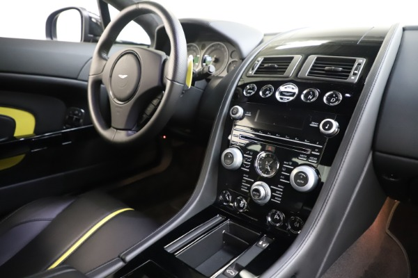 Used 2015 Aston Martin V12 Vantage S Coupe for sale $99,900 at Pagani of Greenwich in Greenwich CT 06830 15