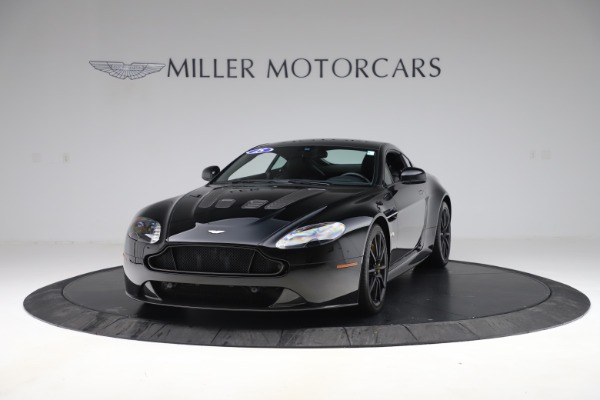 Used 2015 Aston Martin V12 Vantage S Coupe for sale $99,900 at Pagani of Greenwich in Greenwich CT 06830 2