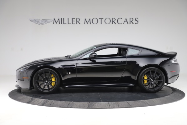 Used 2015 Aston Martin V12 Vantage S Coupe for sale $99,900 at Pagani of Greenwich in Greenwich CT 06830 3