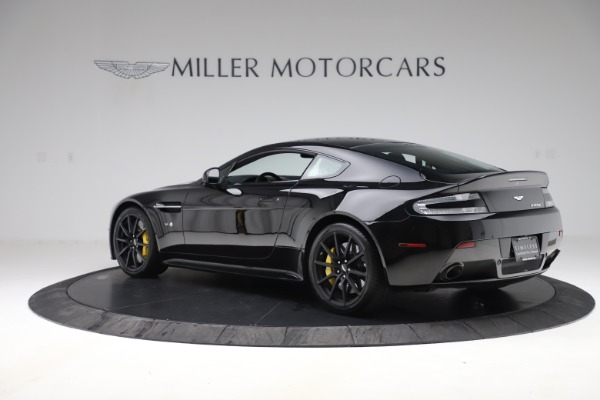 Used 2015 Aston Martin V12 Vantage S Coupe for sale $99,900 at Pagani of Greenwich in Greenwich CT 06830 4