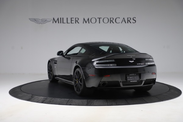 Used 2015 Aston Martin V12 Vantage S Coupe for sale $99,900 at Pagani of Greenwich in Greenwich CT 06830 5