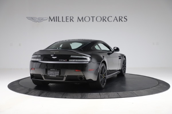 Used 2015 Aston Martin V12 Vantage S Coupe for sale $99,900 at Pagani of Greenwich in Greenwich CT 06830 7