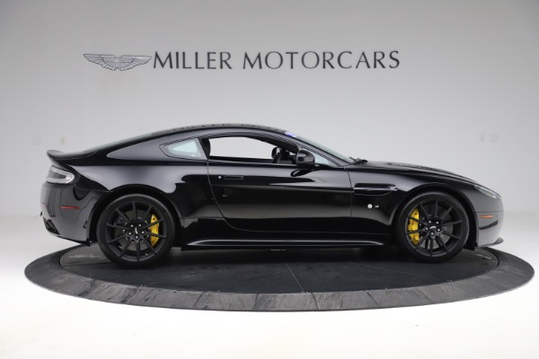 Used 2015 Aston Martin V12 Vantage S Coupe for sale $99,900 at Pagani of Greenwich in Greenwich CT 06830 8