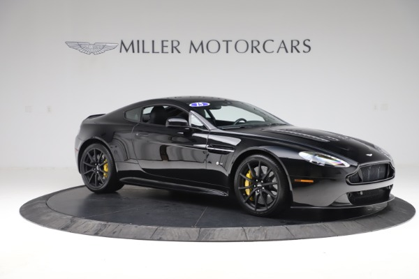 Used 2015 Aston Martin V12 Vantage S Coupe for sale $99,900 at Pagani of Greenwich in Greenwich CT 06830 9