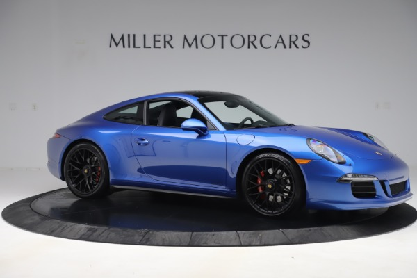 Used 2015 Porsche 911 Carrera GTS for sale Sold at Pagani of Greenwich in Greenwich CT 06830 11