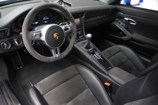 Used 2015 Porsche 911 Carrera GTS for sale Sold at Pagani of Greenwich in Greenwich CT 06830 14