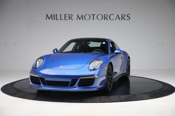 Used 2015 Porsche 911 Carrera GTS for sale Sold at Pagani of Greenwich in Greenwich CT 06830 2
