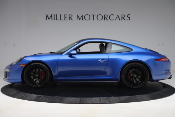 Used 2015 Porsche 911 Carrera GTS for sale Sold at Pagani of Greenwich in Greenwich CT 06830 4