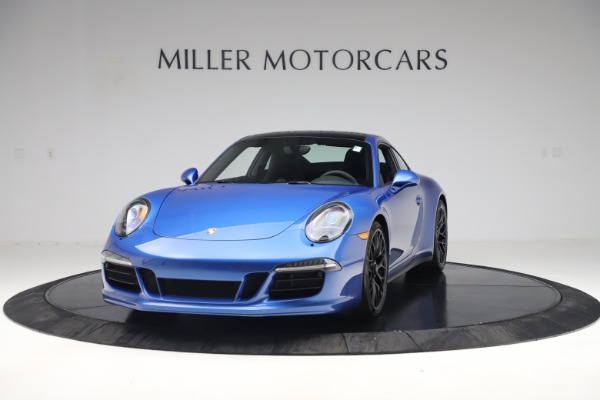 Used 2015 Porsche 911 Carrera GTS for sale Sold at Pagani of Greenwich in Greenwich CT 06830 1