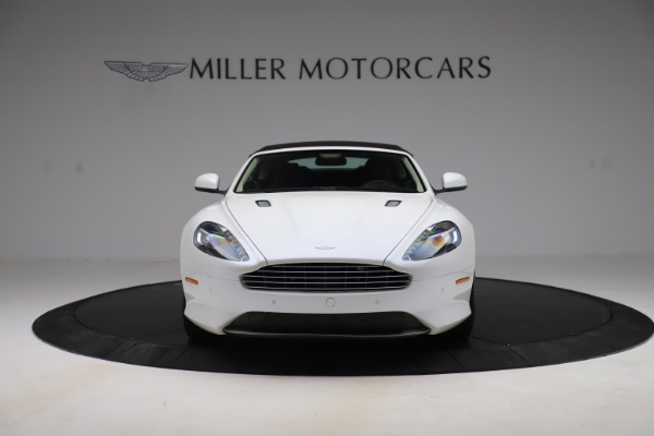 Used 2012 Aston Martin Virage Volante for sale Sold at Pagani of Greenwich in Greenwich CT 06830 16