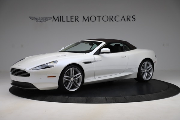 Used 2012 Aston Martin Virage Volante for sale Sold at Pagani of Greenwich in Greenwich CT 06830 18