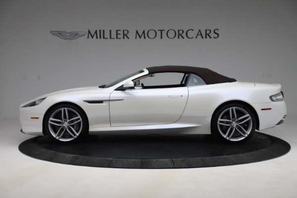 Used 2012 Aston Martin Virage Volante for sale Sold at Pagani of Greenwich in Greenwich CT 06830 19