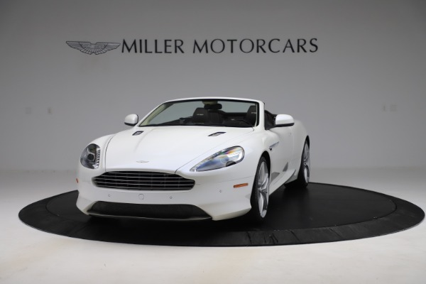 Used 2012 Aston Martin Virage Volante for sale Sold at Pagani of Greenwich in Greenwich CT 06830 2