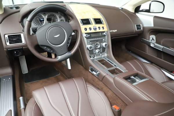 Used 2012 Aston Martin Virage Volante for sale Sold at Pagani of Greenwich in Greenwich CT 06830 21