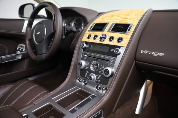 Used 2012 Aston Martin Virage Volante for sale Sold at Pagani of Greenwich in Greenwich CT 06830 25