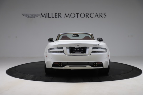 Used 2012 Aston Martin Virage Volante for sale Sold at Pagani of Greenwich in Greenwich CT 06830 6